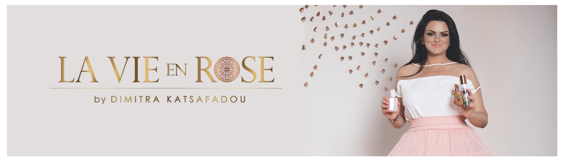 Τα προϊόντα La Vie en Rose