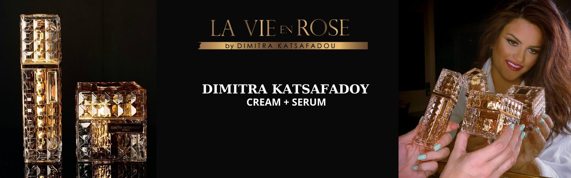 Dimitra Katsafadou Cream + Serum